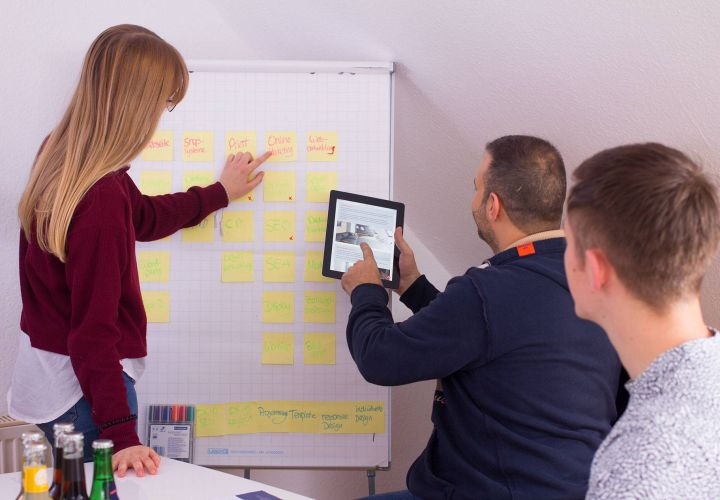 Analyse und Workshop TronMedia